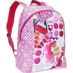 #Backpacks, #Miquelrius, #SchoolDayHikingBackpacks - Miquelrius Jordi Labanda Colour Palette Backpack Colour Palette - Miquelrius School & Day Hiking Backpacks