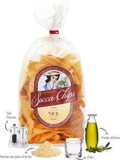 Paquet de Socca Chips ™