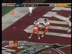 An excellent highlight video of the 2007 Fiesta Bowl where Boise State shocked the world and beat OU with some serious trickery and luck. Set to the music of Matt Kearney's 'All I Need'.