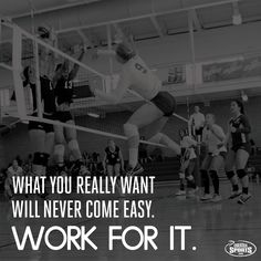 #volleyball inspiration.