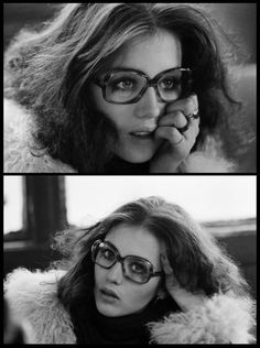 """Isabelle Adjani's amazing look in """"The Tenant"""", 1976."""