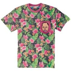 It's wrong that I like this, and I know that it's wrong that I like this, but I still like this. Life analogies.    Odd Future Earl Pocket T-Shirt - Men's - Skate - Clothing - Hawaii
