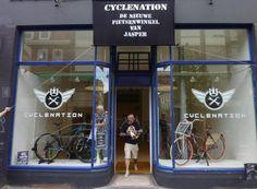 Ik wou dat kleine, vernieuwende ondernemers zoals Cyclenation (de vernieuwende fietswinkel in Arnhem) de markt leidden (en zakelijk succes boekten).