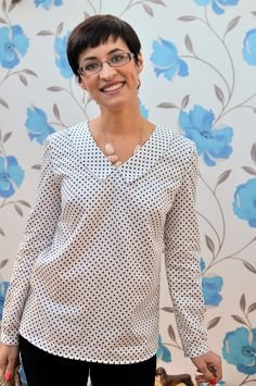 {sewing} The Susie Blouse by Sew Over It
