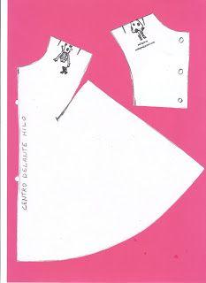 ANILEGRA COSE PARA NANCY: Un pichi para NANCY , tutorial y patrones ,mi regalo de reyes para vosotros