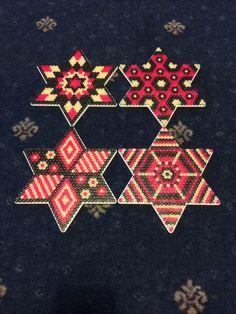 Hama beads stars