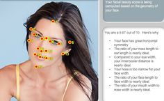 A Model's Secrets: The Perfect Face - Golden Ratio Beauty Calculator (includes using the golden ratio in dentistry)