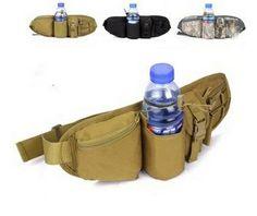 Unisex Pockets Powered By Avocado Fanny Pack Waist//Bum Bag Adjustable s Running Cycling Fishing Sport Waist Bags Black