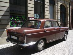 PEUGEOT 404 diesel berline