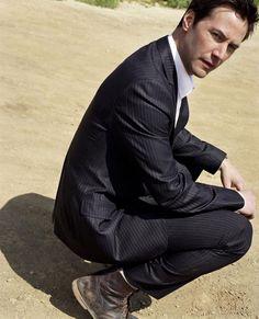 Keanu Reeves, por Jake Chessum, 2010