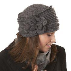 Artemisia Toque by McBURN - EUR 49.00 - Beanies & aviator hats - hatshopping.com