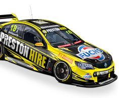 Information on Virgin Australia Supercars Championship competitor, Preston Hire Racing, including biography, latest news and stats.