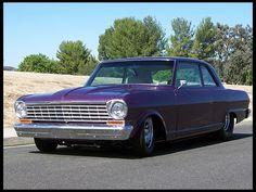 1964 Chevrolet Nova Pro Street 350 CI, Aluminum Heads  #Mecum #Anaheim