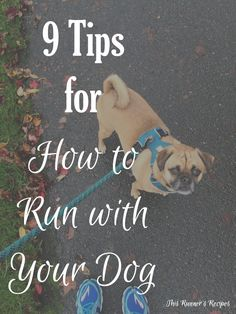 Tips for How to Run