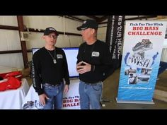 2016 Fish for the Wish Big Bass Challenge and Soldier's Wish LTC (R) Mar...