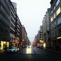 Shopping Street, La Fayette