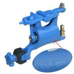 Swash-drive tattoo machine   Price: $69.99  We provide free shipping worldwide   Web: www.crazybuybox.com