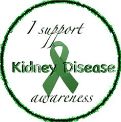 Kidney Disease, a new one for me!   :O(