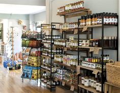 The Tremont General Store packs a lot of local pride in its 2,000-square-foot space. Cleveland foodies can fill up on culinary gems such as Wolf Boy Provisions hot dogs, Lake Erie Creamery cheeses, On the Rise breads and Pope's Kitchen bloody mary mixes while shopping for other necessities such as soap, lotion, toilet paper or even flowers and plants in the backyard garden center. The best part? No long lines in sight. 2418 Professor Ave., Cleveland, 216-288-7167