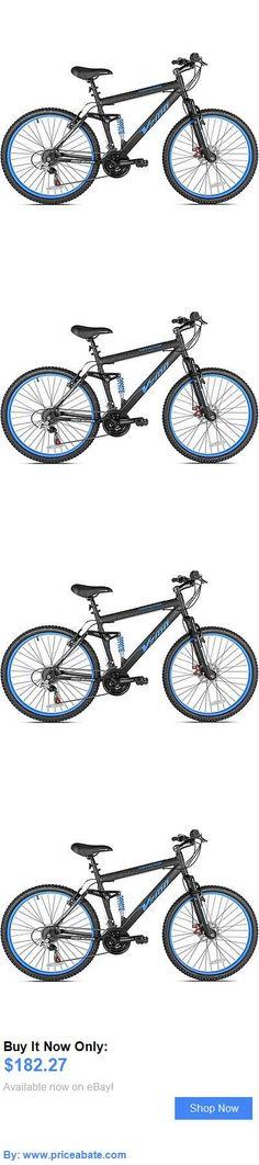 bicycles: 26 Genesis Mens Mountain Bike Full Suspension Shimano Aluminium New Model BUY IT NOW ONLY: $182.27 #priceabatebicycles OR #priceabate