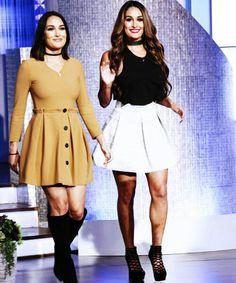 Brianna Danielson & Nicole Garcia Colace