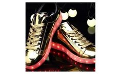 buy online 4070a ac199 Light Up Shoes Unisex