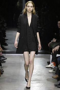 Bruce Fall 2007 Ready-to-Wear Fashion Show - Kim Noorda