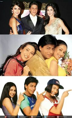 Bollywood love triangles