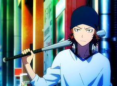 Anime:K-project