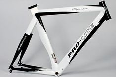 Bike white black