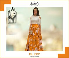 Celebrate this Republic Day by updating your wardrobe. Buy from Muta fashion at affordable prices. Republic Day, Silk Gown, Secondary Color, Orange Color, Shop Now, Gowns, Popular, Website, Celebrities