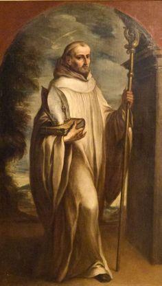 Bernard Of Clairvaux, San Bernardo, Catholic, Saints, Painting, Image, Humility, Bento, Temple