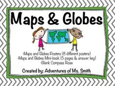 Maps and Globes Fun