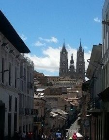 Beautiful Colonial Quito