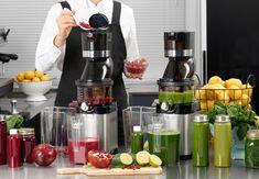 Promotie Storcător silențios cu melc pentru fructe, legume și ierburi Kuvings CS600 – 1.500 Lei Reducere de Pret
