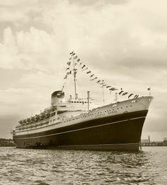 Andrea Doria Cruise Ship