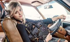 Chloe Grace Moretz looks incredible in her new high fashion campaign