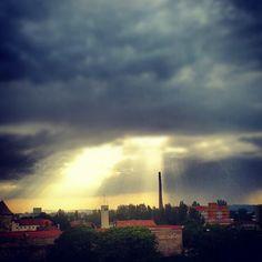 Trnava Clouds, Celestial, Sunset, Outdoor, Outdoors, Sunsets, Outdoor Games, Outdoor Life, The Sunset