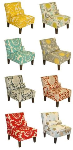 Nora Grey Accent Chair