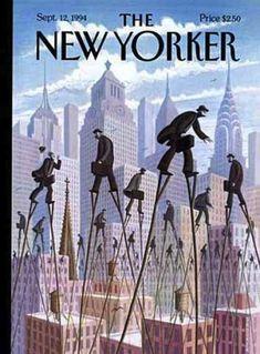 Autunno sul New Yorker - Il Post