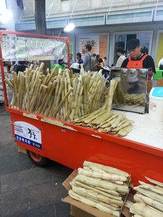 Myeongdong- Korean Street Food