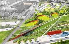 Five Proposals Unveiled for Presidio Parklands in San Francisco