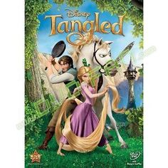 Tangled dvd wholesale