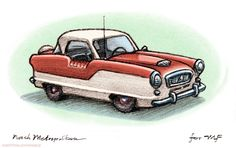 Nash Metropolitan Classic Cars, Garage, Vehicles, Carport Garage, Vintage Classic Cars, Garages, Car, Vintage Cars, Vehicle