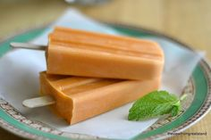 Thai Iced Tea Popsicles - The View from Great Island
