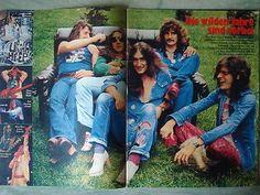 BRAVO _ HEFT 35 / 1973 _Uriah Heep _B. Nielsen _ D. Cassidy_L. Taylor_J. Beck