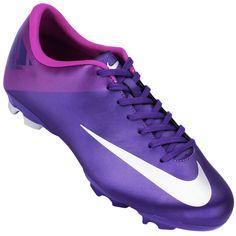 PROMOÇÃO: Chuteira Campo Nike Mercurial Victory 2 FG R$109.90