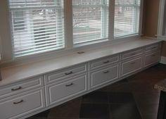 Walnut Black Cushion File Cabinet Bench Office Entryway