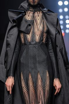 vogue-and-valium:  Jean Paul Gaultier Fall 2015