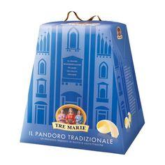 Tre Marie Il Pandoro Tradizionale - 1 kg
